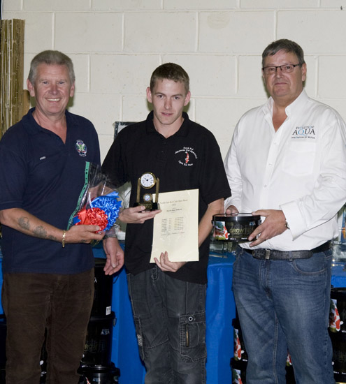 Scottish Friendship Award winner Dave & Shane halkyard