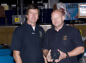 2010 open show South East winner Ged McElvaney